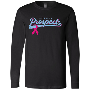 Prospects Ribbon Men's Jersey LS T-Shirt
