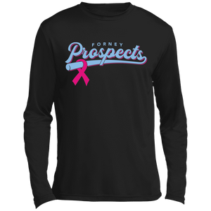Prospects Ribbon Long sleeve Moisture Absorbing T-Shirt