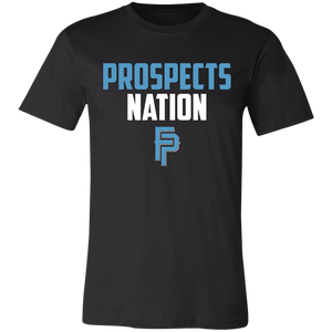 Prospect Nation Unisex Jersey Short-Sleeve T-Shirt