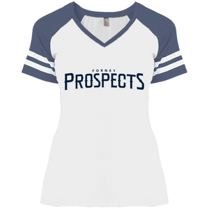 Forney Prospects WM Ladies' Game V-Neck T-Shirt