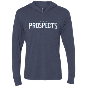 Forney Prospects WM Logo Triblend LS Hooded T-Shirt