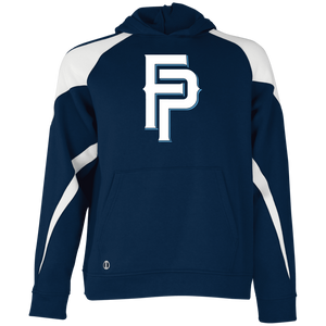 Forney Prospects FP Logo Youth Colorblock Hoodie