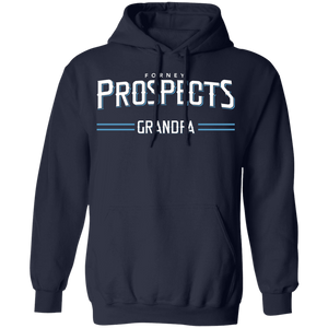Forney Prospects Grandpa Pullover Hoodie 8 oz.