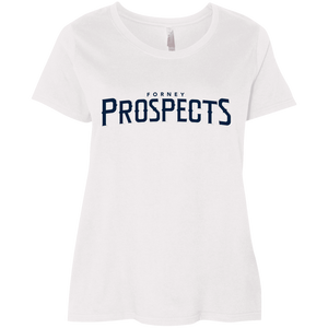 Forney Prospects WM Ladies' Curvy T-Shirt