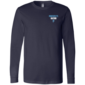 Prospects Nation/Home Men's Jersey LS T-Shirt