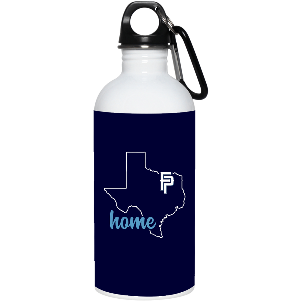 FP Home 20 oz. Stainless Steel Water Bottle