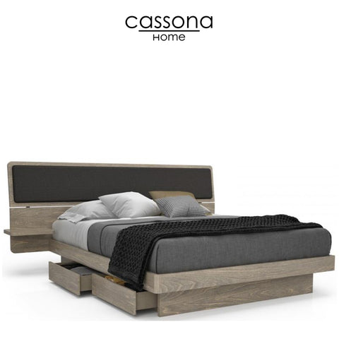 ALMA STORAGE BED