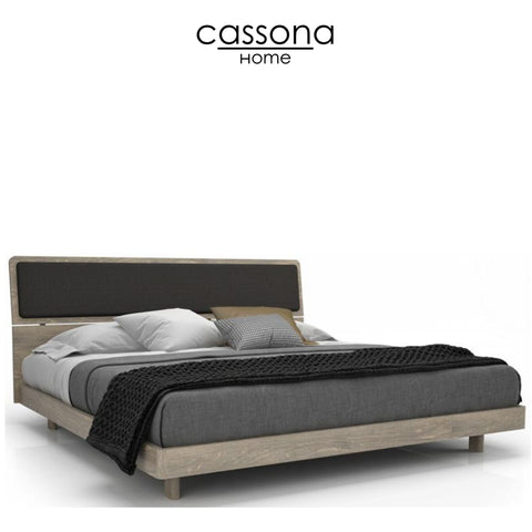 ALMA BED UPHOLSTERED