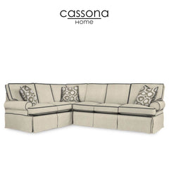CINDY SLIPCOVER SECTIONAL