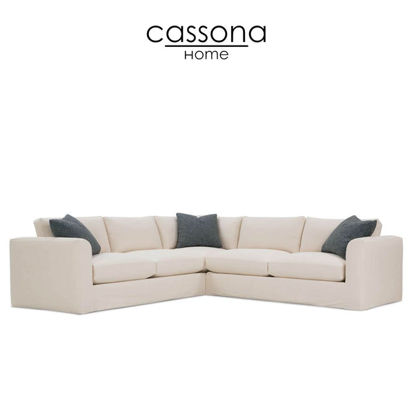 DERBY SLIPCOVER SECTIONAL
