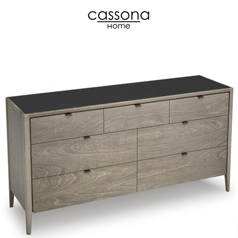 EDMOND 7 DRAWER DRESSER