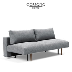 FRODE DARK STYLETTO SOFA BED