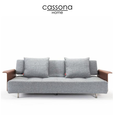 LONG HORN D.E. SOFA BED WITH ARMS