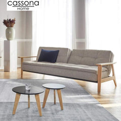DUBLEXO FREJ SOFA BED OAK