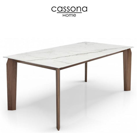 MAGNOLIA 76'' CERAMIC TABLE