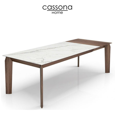 MAGNOLIA CERAMIC EXTENSION-TABLE