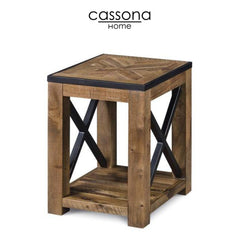 PENDERTON SQUARE END TABLE