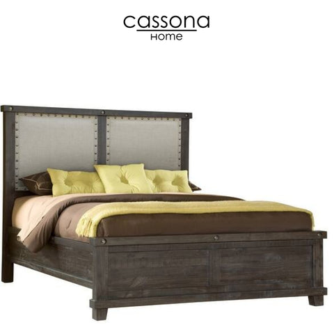 YOSEMITE UPHOLSTERED BED