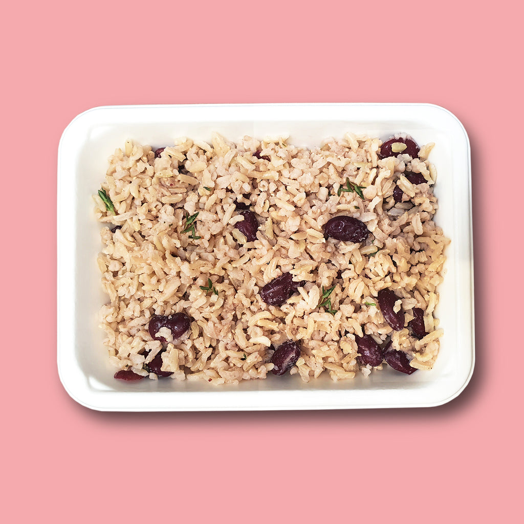Coconut Rice and Peas For Two (300g)