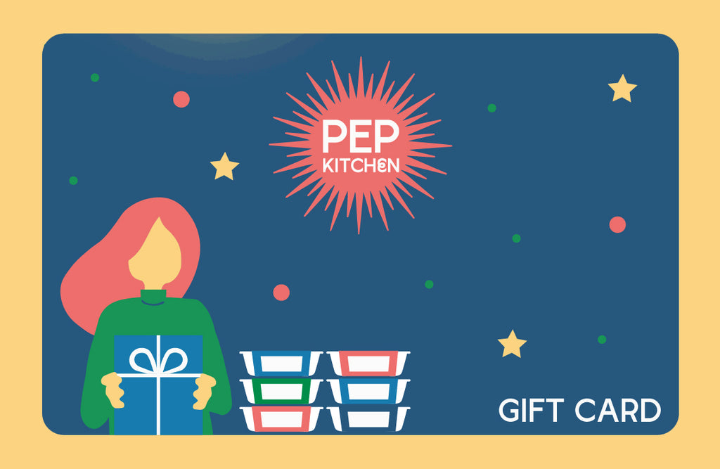 PEP Kitchen Gift Card