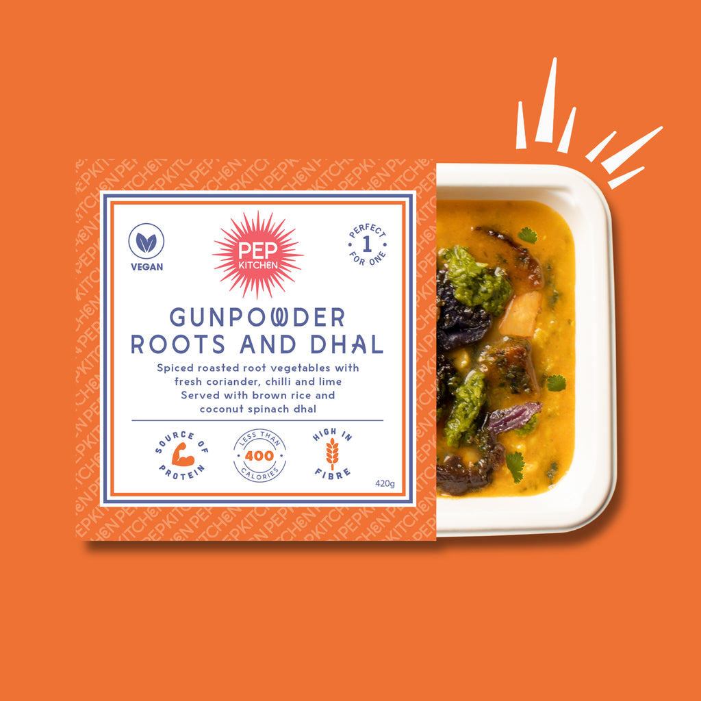 New Parent Vegan Meal Bundle (Serves 14/ £5 per meal)