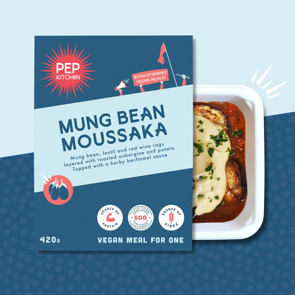 Mung Bean Moussaka