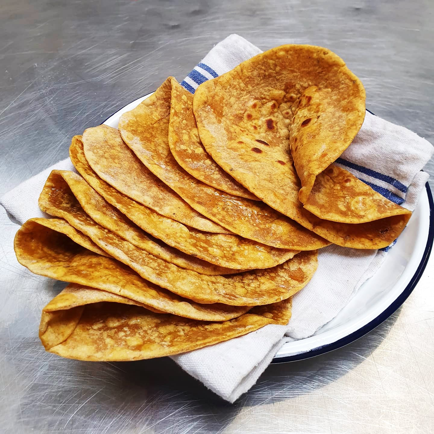 DIY Roti Kit - Make your own flatbreads at home