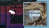 #1 Lithuania HQ Style Fl Studio Template (Ethnic, India, Turkey Style)