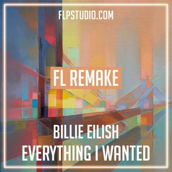 Billie Eilish - Everything I wanted Fl Studio Remake (Pop Template)