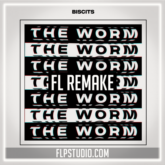 Biscits - The worm Fl Studio Remake (Bass House Template)