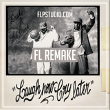 Drake ft Lil Durk - Laugh now cry later Fl Studio  Remake (Hip-hop Template)