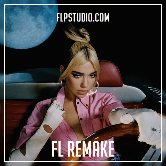 Dua lipa - Physical Fl Studio Remake (Pop Template)