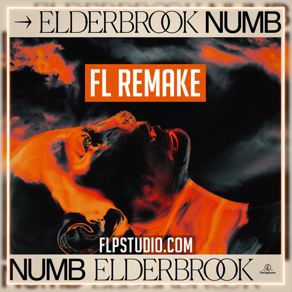 Elderbrook - Numb Fl Studio Template (Dance)