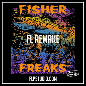 Fisher - Freaks Fl Studio Remake (Tech House Template)