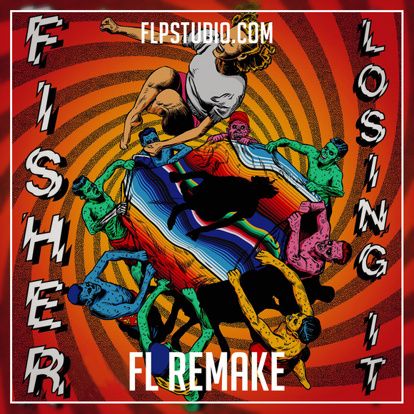 Fisher - Losing it Fl Studio Remake (Tech House Template)