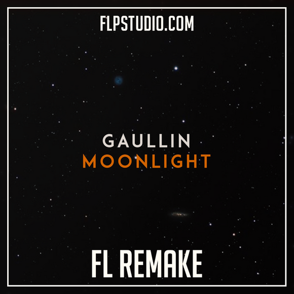 Gaullin - Moonlight Fl Studio Remake (Future House Template)
