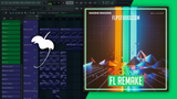 Imagine Dragons  - Believer Fl Studio Remake (Dance Template)