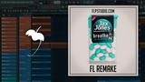 Jax Jones ft Ina Wroldsen - Breathe Fl Studio Remake (Dance Template)