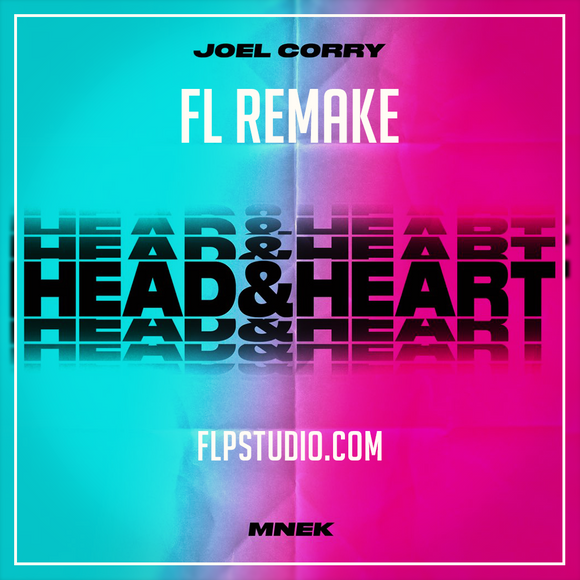 Joel Corry ft MNEK - Head & Heart Fl Remake (Dance Template)