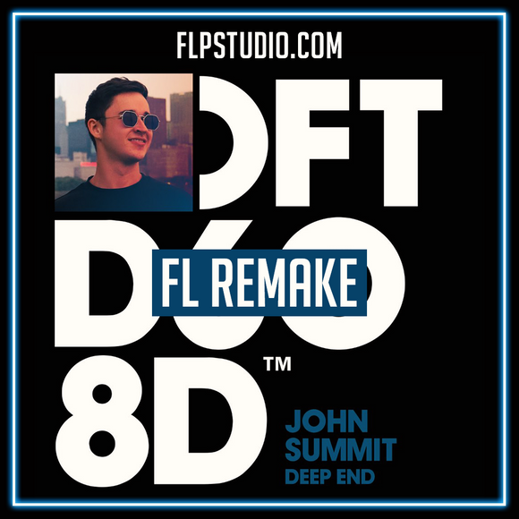 John Summit - Deep end Fl Studio Remake (House Remake)