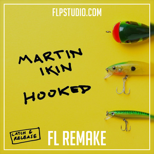 Martin Ikin - Hooked Fl Studio Remake (Tech House Template)