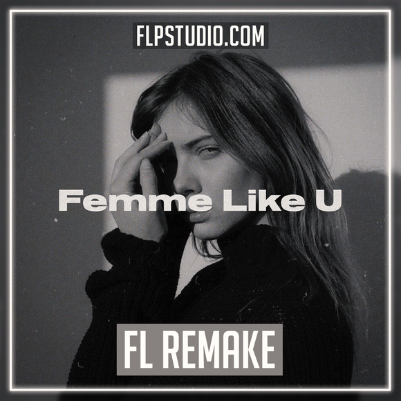 Monaldin ft. Emma Péters - Femme Like You Fl Studio Template (Dance)