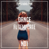 Dance Fl Studio Template - ND1
