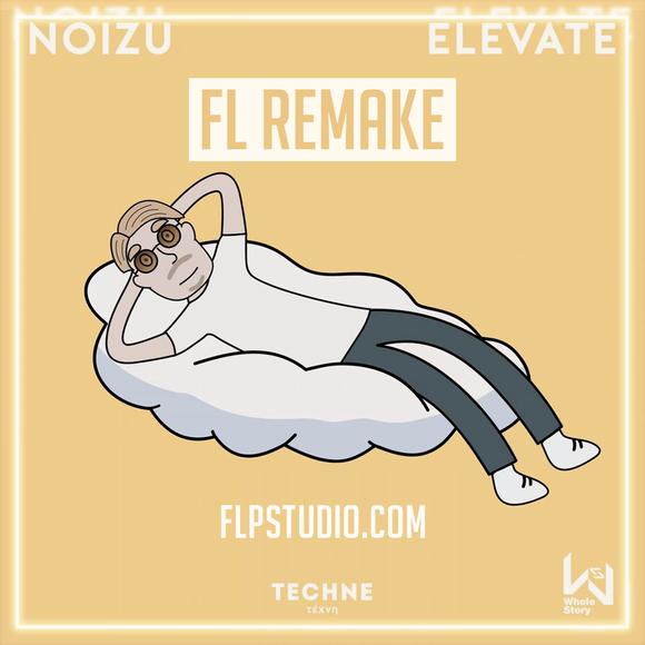 Noizu - Elevate Fl Studio Remake (Tech House Template)