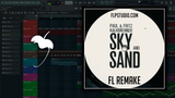 Paul Kalkbrenner ft Fritz - Sky and Sand Fl Studio Remake (Techno Template)