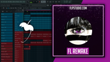 Purple Disco Machine, Sophie And The Giants - Hypnotized Fl Studio Remake (Dance Template)