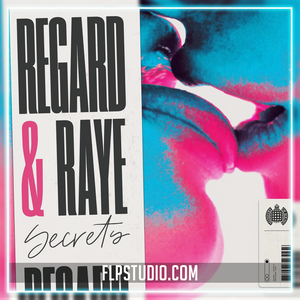 Regard & Raye - Secrets Fl Studio Remake (Dance Template)