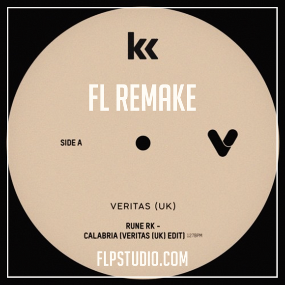 Rune RK - Calabria (Veritas UK Edit) Fl Remake (Tech House Template)