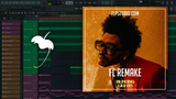 The Weeknd - Blinding lights Fl Studio Remake (Synthpop Template)