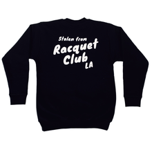 Load image into Gallery viewer, RCLA - Crewneck Sweater - Black